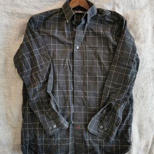Men's Daniel Cremieux button down plaid shirt